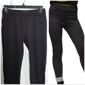 ANTHRO Sanctuary Plaid Legging Pants Small